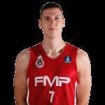 Player Aleksa Stepanović
