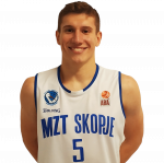 Player Kristijan Nikolov