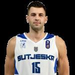 Player Vladimir Tomašević