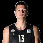 Player Đorđije Jovanović