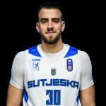 Player Dimitrije Mališić