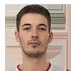 Player Miloš Glišić