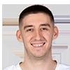 Player Aleksa Ilić