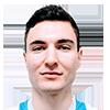 Player Dario Mitevski