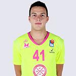 Player Jovan Novak
