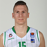 Player Gregor Hrovat