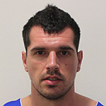 Player Duško Bunić