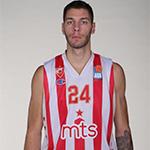Player Stefan Jović