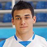 Player Andrija Ćorić