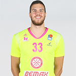 Player Djordje Simeunović