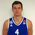 Player Devon Van Oostrum