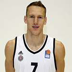 Player Adin Vrabac