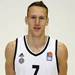 Player Adin Vrabac