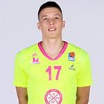 Player Miloš Milisavljević