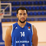 Player Cole Dickerson