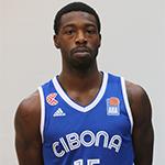 Player Elijah Johnson