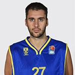 Player Dragan Zeković