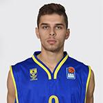 Player Damjan Jakimovski