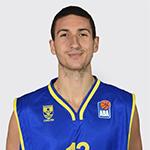 Player Filip Bakoč