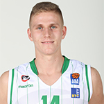 Player Žiga Jurček