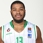 Player Brandon Jefferson