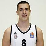 Player Slobodan Jovanović