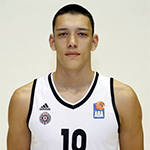 Player Nikola Tanasković