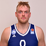 Player Daniel Clark