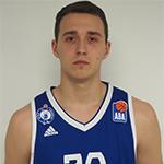 Player Martin Mileski
