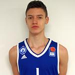Player Andrej Nastovski