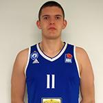 Player Leonid Todorovski