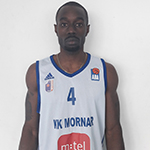 Player Jermaine Anderson