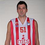 Player Milko Bjelica