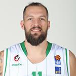 Player Stevan Milošević