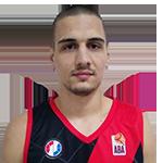 Player Luka Igrutinović