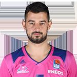 Player Stefan Sinovec