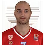Player Miloš Dimić