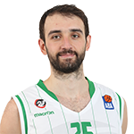 Player Mirza Begić