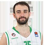 Player Mirza Begić