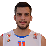Player Nikola Pešaković