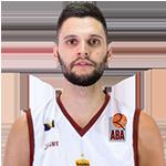 Player Aleksandar Radukić