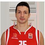 Player Ivan Koljević