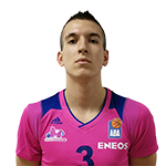 Player Petar Aranitović
