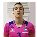 Player Petar Aranitović