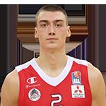 Player Stefan Lazarević
