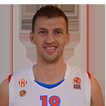 Player Djordje Mičić