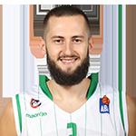Player Bojan Radulović