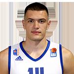 Player Vukota Pavić