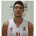 Player Danilo Ostojić