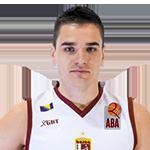 Player Milija Miković